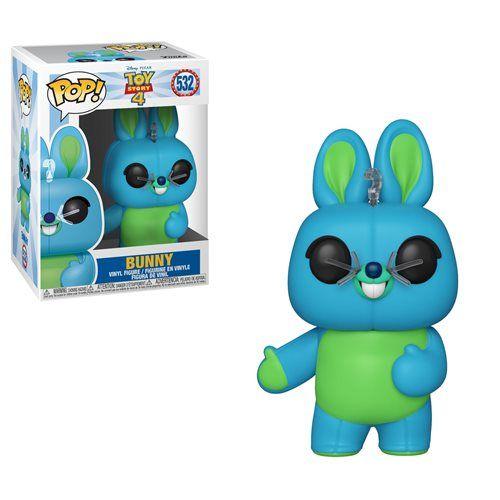 Toy Story 4 Bunny Pop Vinyl Figure Not Mint Entertainment Earth Funko Pop Toy Story Funko Pop Toys Pop Toys