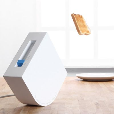 Trebuchet toaster...