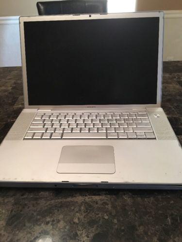Apple MacBook Pro A1260 EMC 2198 For Parts Bundle