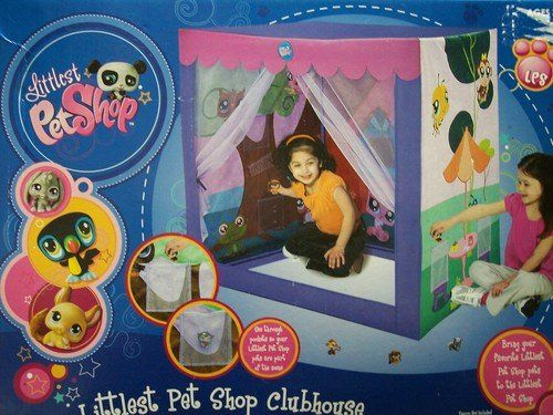 Littlest Pet Shop Clubhouse by Moose Mountain Marketing Inc. $59.99. Littlest Pet Shop Clubhouse  Spacious paly environment and Easy to assemble.