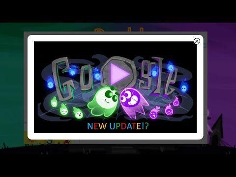 13+ Google Doodle Halloween