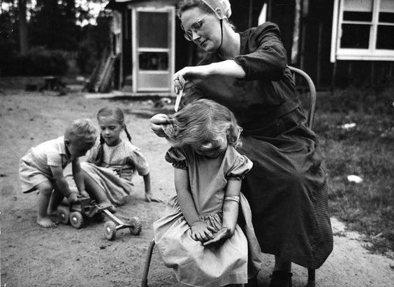 Estas fotos tienen 50 años de historia, pero lo que está representado en ellas nunca pasará de moda)