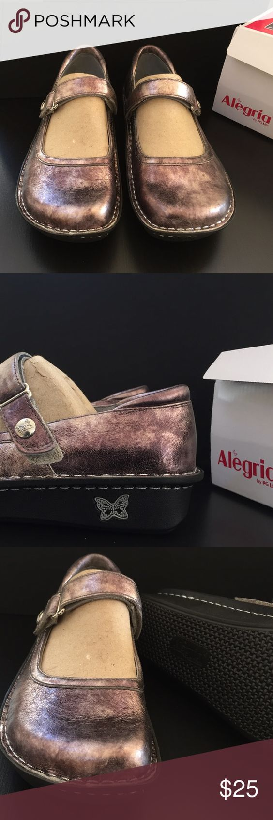 Alegria Shoes NEW. Nice Arch support. Alegria Shoes