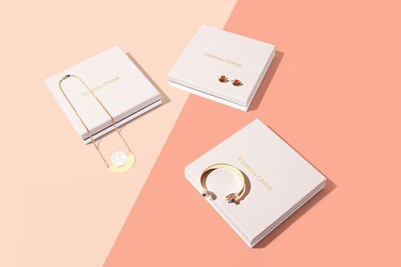 Box à bijoux Emma&Chloé