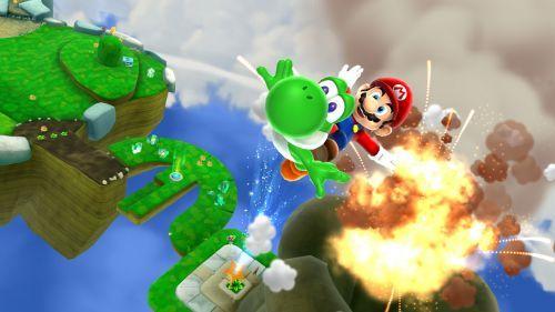 Super Mario Galaxy 2 4k Wallpaper Super Mario Galaxy Super Mario 3d Super Mario Games
