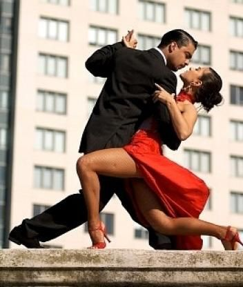 Tango. Finns love tango but dance it in their own way - slow and so serious. With  hidden passion.