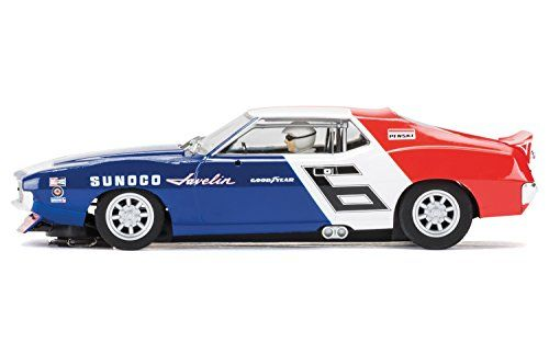 Old Weird Herald S Slot Car Shop Amc Javelin Amc Scalextric Digital
