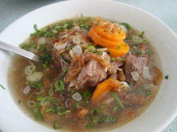 Resep Soto Daging Sapi Bening Tanpa Santan Resep Sup Resep Dan Daging Sapi