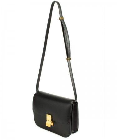 Céline bag - worn by Princess Caroline of Monaco: