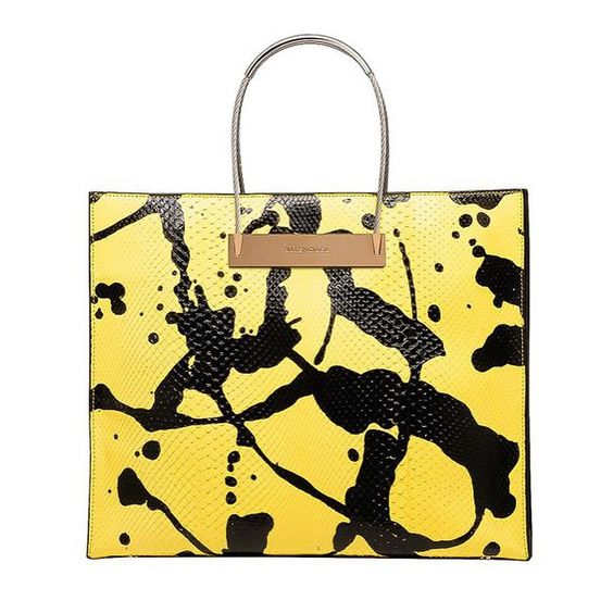 Collect: Balenciaga. #accessories #bag #fashion #style #chic #color #Balenciaga #lux