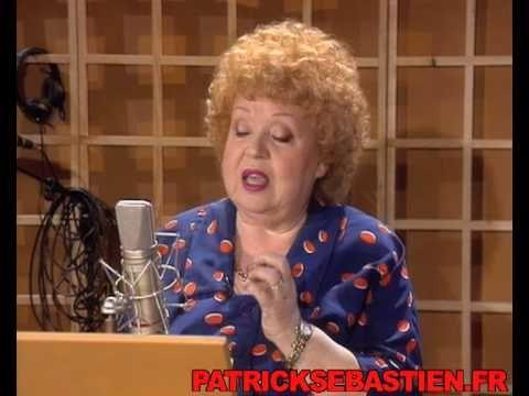 Jackie Sardou - Patrick Sébastien - Je sais - Jean Gabin - Sébastien c'e...