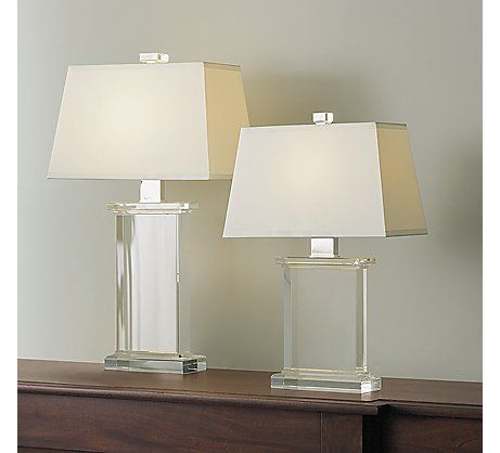 Products tables and table lamps on pinterest - Restoration hardware lamps table ...