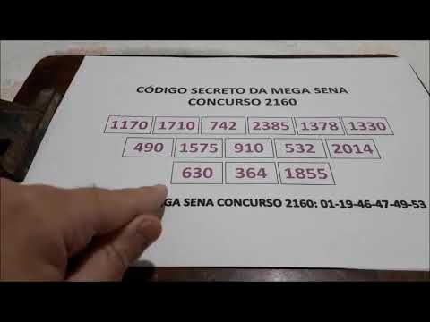 Codigo Secreto Da Mega Sena Sem Medo De Ser Feliz Mega Sena 2161 R 125 Milhoes Youtube Mega Sena Sena Codigo Secreto