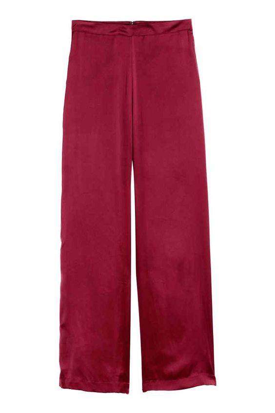 Calças de pijama   H&M