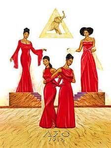 delta sigma theta pride art - Yahoo! Image Search Results