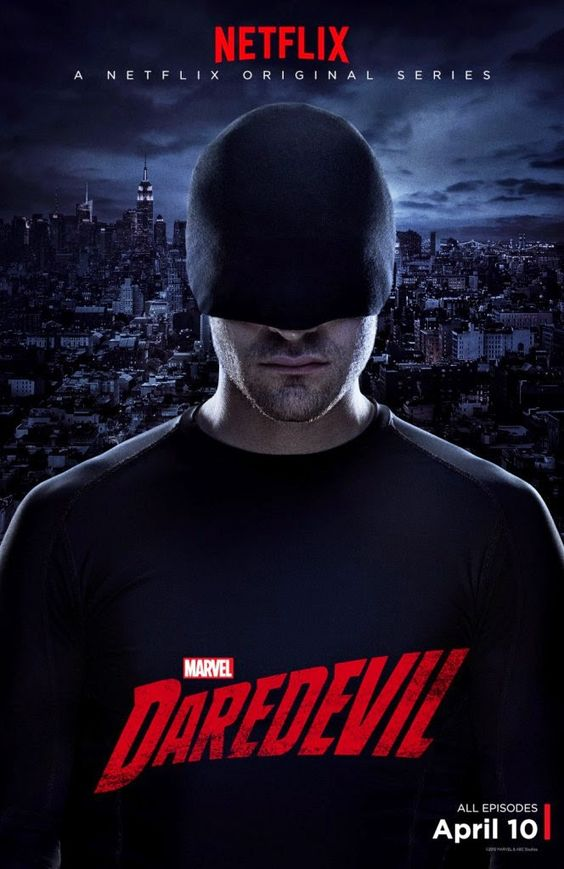 IF YOU'RE EXCITED FOR DAREDEVIL AND YOU KNOW IT SCREAM AND SHOUT