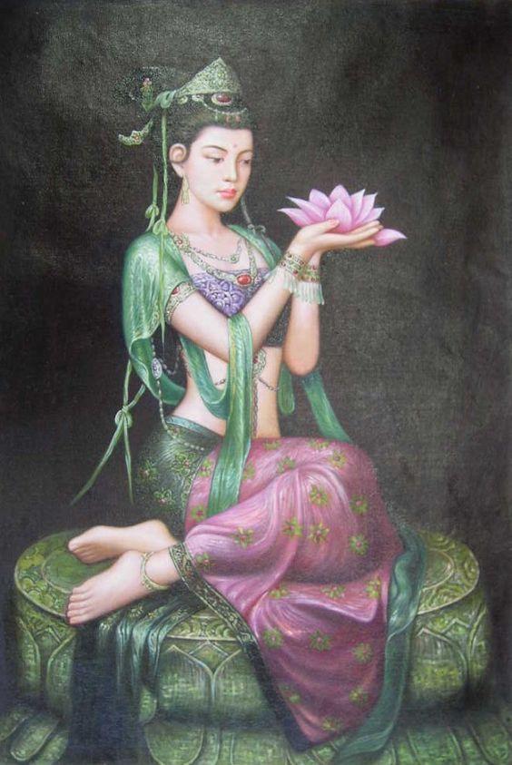 Kuan Yin: