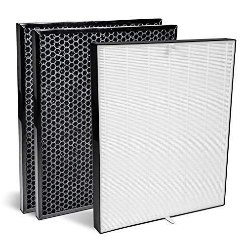 Airdoctor Genuine Filter Replacement One Year Combo Pack Includes