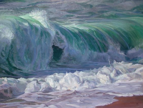David Molesky (oil on canvas)