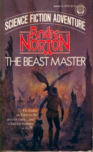 ANDRE NORTON ORG: Coverart Gallery!