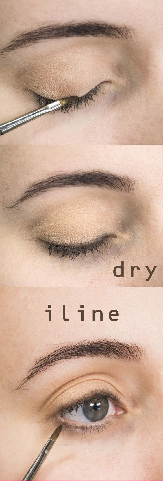 how to professional eye liner