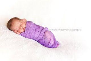 newborn cheese cloth