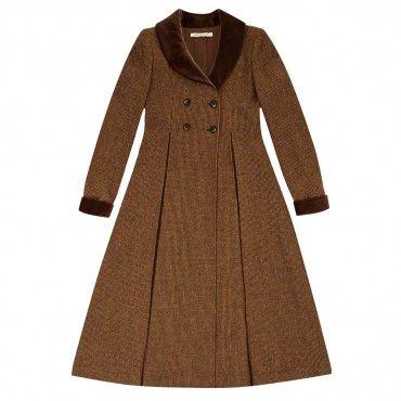 Tweed Lettie Coat