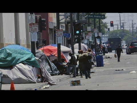 No Escape City Of Los Angeles Kills Thousands Of Homeless People Through Gross Negligence Youtube Homeless Homeless People Los Angeles