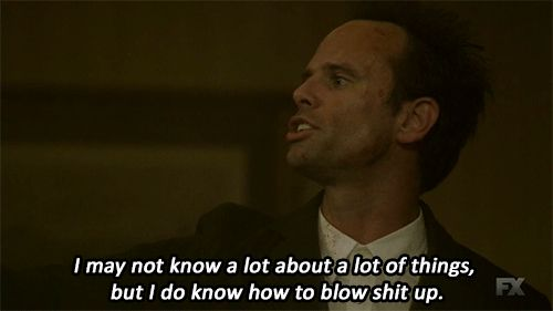Let's Go Over That Explosive Scene From This Week's 'Justified'