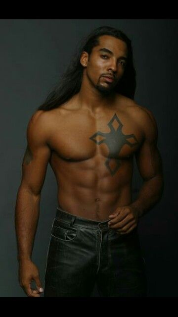 Christian Keyes Before He Cut His Hair Oh My My