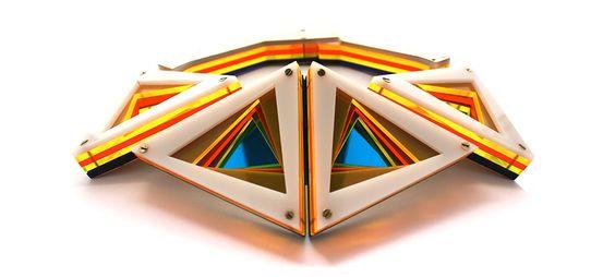 Promostyl Blog | Geometric jewelry by Lili Colley