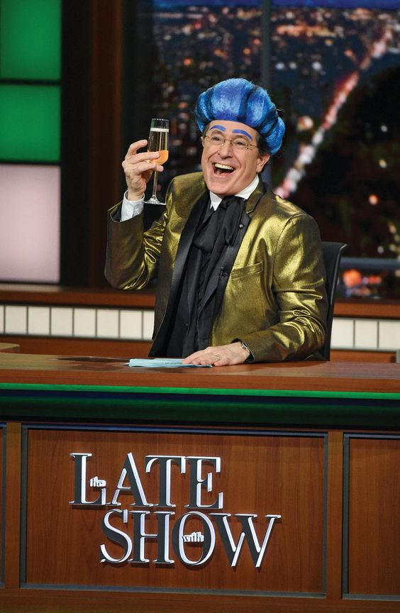 """Stephen Colbert on Convention Comeback, Leslie Moonves Sit-Down and His Emotional Response to James Corden Rumors.  Late-night's onetime king of political satire rebounds at the conventions (with an assist from Jon Stewart) as he gets comfortable (finally!) revealing his best character — himself — amid criticism and job rumors: """"I'm a human being. Yeah, I care."""" 