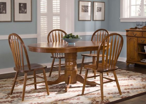 Nostalgia Dining Room Set | Furniture World Galleries: A Furniture And  Mattress Store Serving Paducah