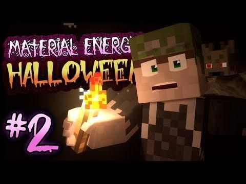 Minecraft Material Energy Halloween Map Part 2 Minecraft