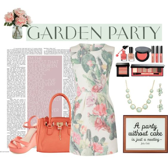 Created by richie-xox  #gardenparty #pastels #pastel #spring #spring2014 #springstyle #fashionset #contest #springfashion #springtrend #SpringOutfit #coral #teal #turquoise #blue #gre...