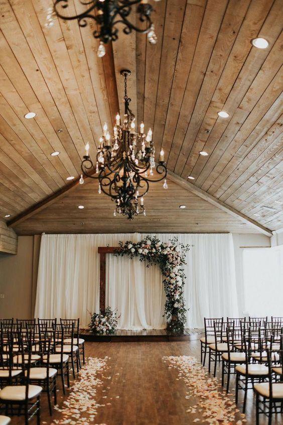 Beautiful Wedding Reception Decoration Ideas In 2020 With Images Wedding Ceremony Decorations Wedding Decor Elegant Elegant Wedding