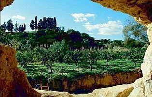 Kolymbetra garden, Agrigento - Italy