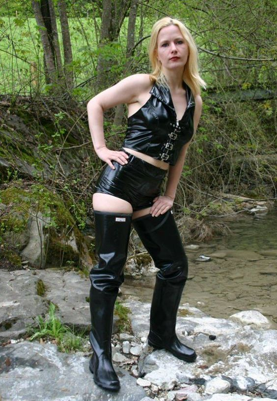 Story rain mud suit skirt sex