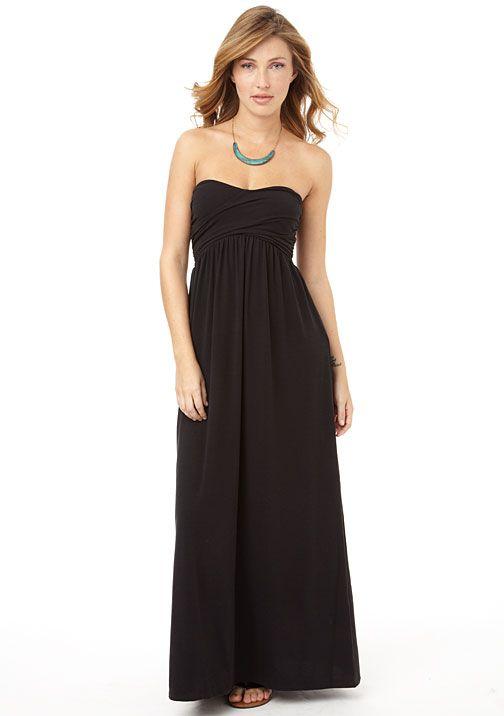 Alloy maxi dress