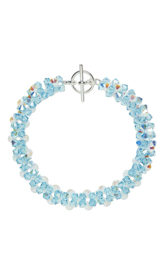 Jewelry Design - Bracelet with Swarovski® Crystals - Fire Mountain Gems and Beads