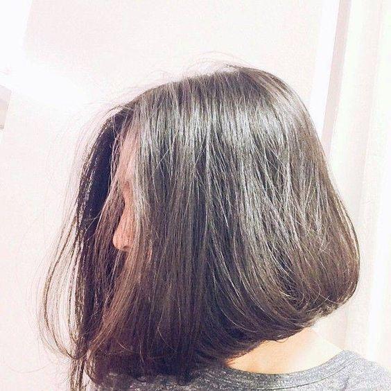 tóc bob tròn