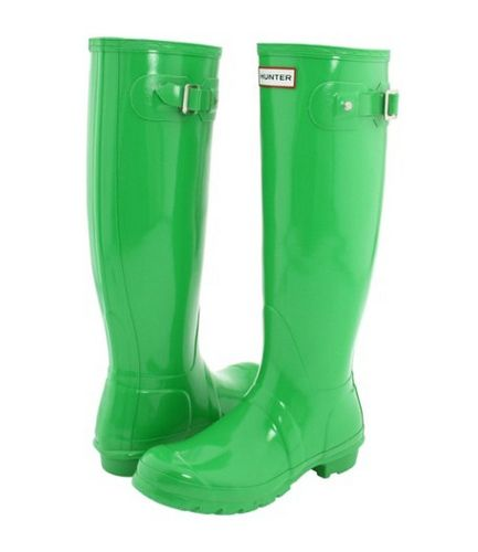 Green hunter r... Lime Green Hunter Rain Boots ... | boots ...