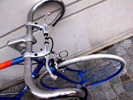 [My] Bike Old Peugeot - Single Speed