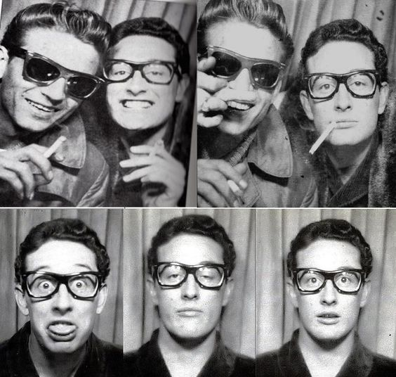 from Dillon buddy holly was secretly gay