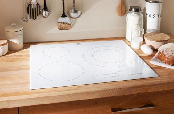 Table de cuisson à induction Electrolux, Cuisines