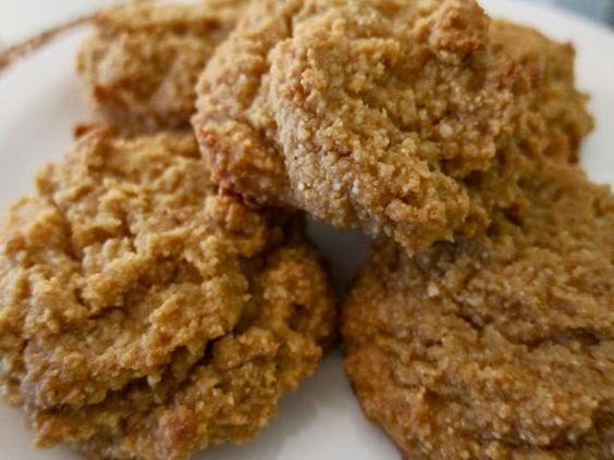 Guilt-Free Almond Flour Pumpkin Cookies
