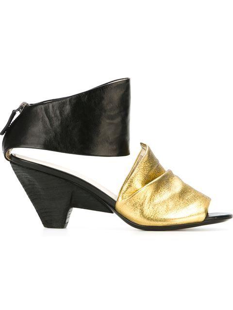 MARSÈLL Sling Back Sandals. #marsèll #shoes #sandals