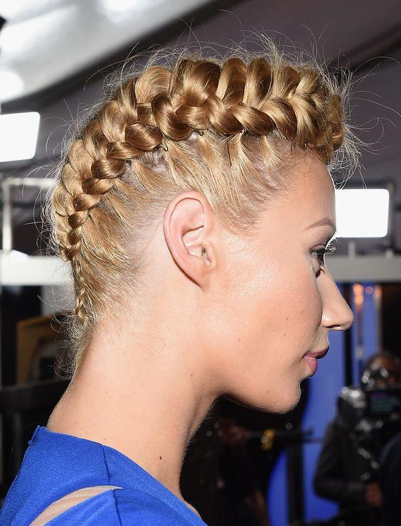 Die 20 schönsten geflochtenen Haar-Styles der Stars (Iggy Azalea)