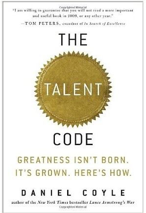 This book shows you how to grow talent by tapping into a newly discovered brain mechanism. Drawing on cutting-edge neurology and firsthand research gathered on journeys to nine of the world's talent hotbeds, Coyle identifies the three key elements that will allow you to develop your gifts and optimize your performance in sports, art, music, math, or just about anything. Cote : 4-4143 COY