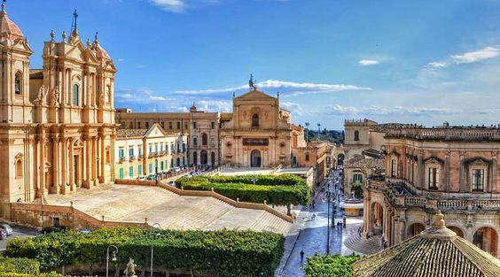 Noto, tra antico e contemporaneo - Italia Meravigliosa
